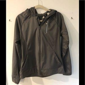 Adidas jacket large